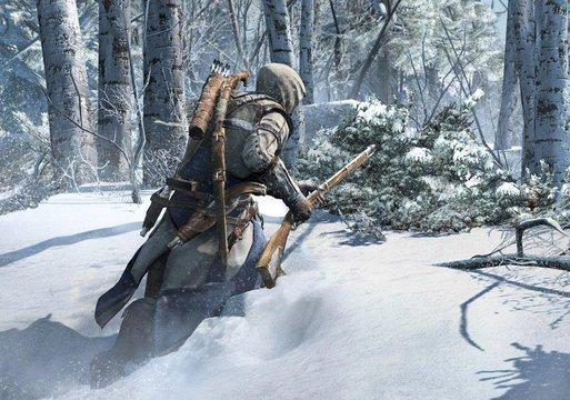 Assassin's Creed III Gameplay