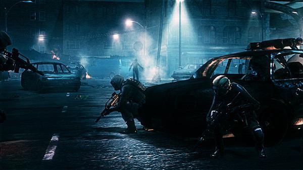Screen Resident Evil