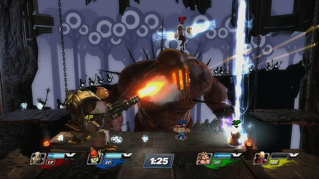 PlayStation All-Stars Battle Royale Arena di Ade