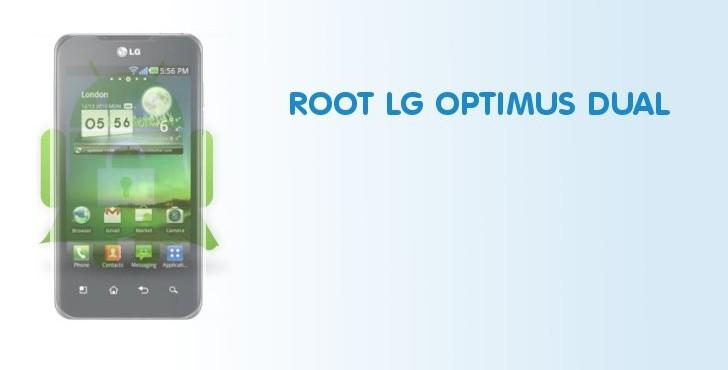 Root LG Optimus Dual Unlock Root