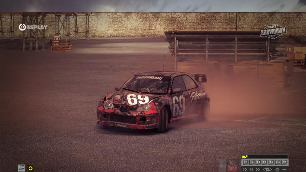 DirT Showdown: Subaru Impreza Replay