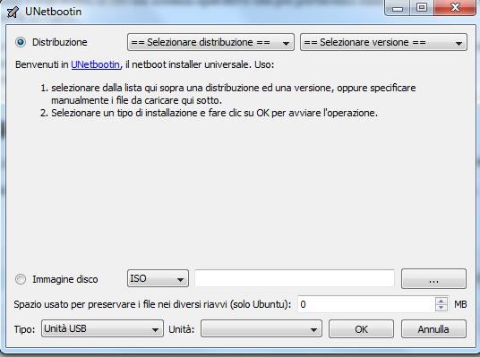 Unetbootin-screen