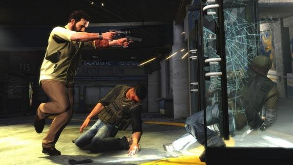 Max Payne 3 Gameplay