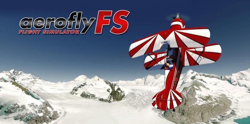 Aerofly FS start