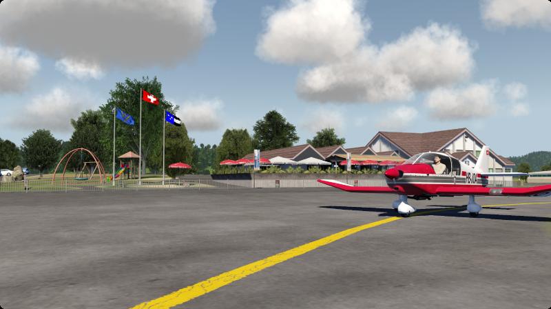 Aeroporto Aerofly FS
