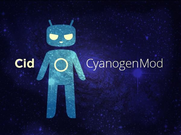 Cid CyanogenMod 9