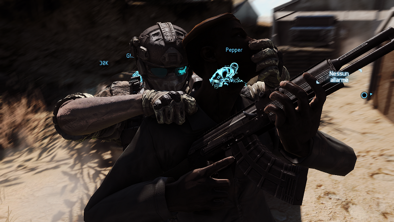 Ghost Recon Future Soldier Uccisione furtiva