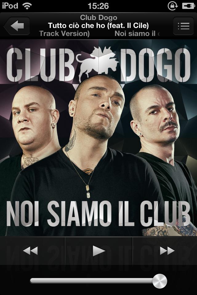 Musica iOS 6