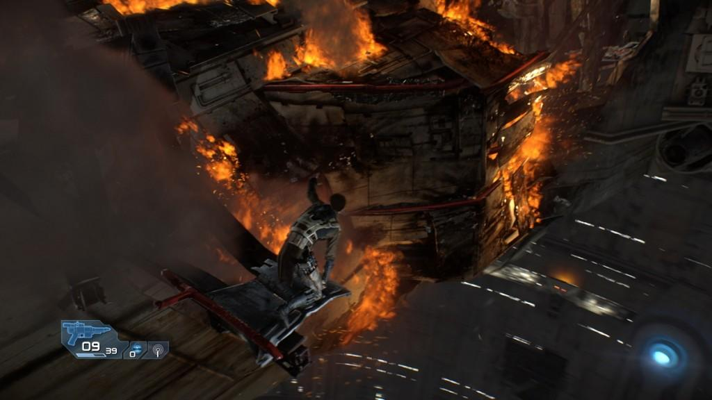 Star Wars 1313 gameplay
