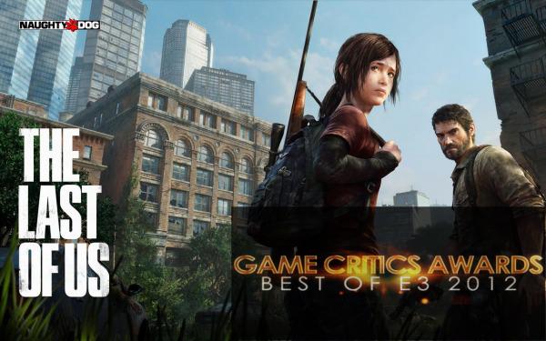 The Last of Us Winner E3 2012