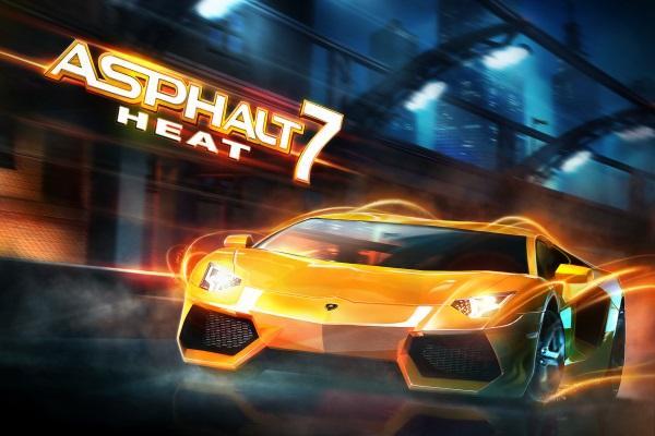 Il nuovo gioco di corse targato Gameloft, Asphalt 7 Heat
