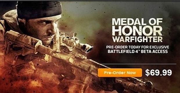 Battlefield 4 MOH