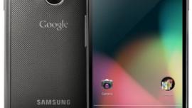 Samsung Galaxy Nexus Jelly Bean