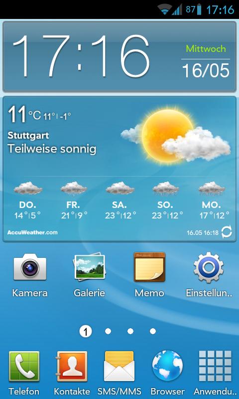 TWICS-Galaxy S- I9000