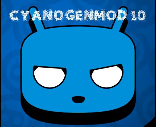 CyanogenMod 10 logo