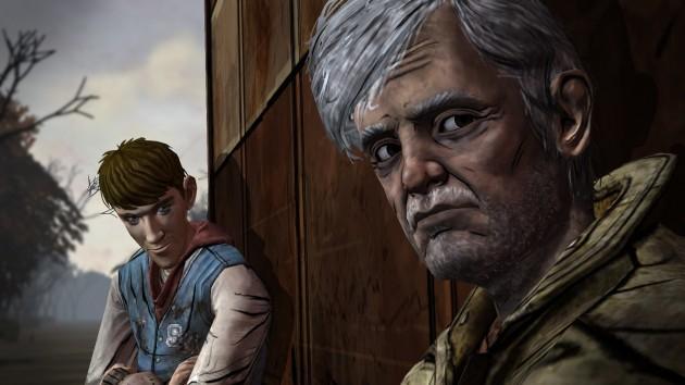 The Walking Dead 3 treno