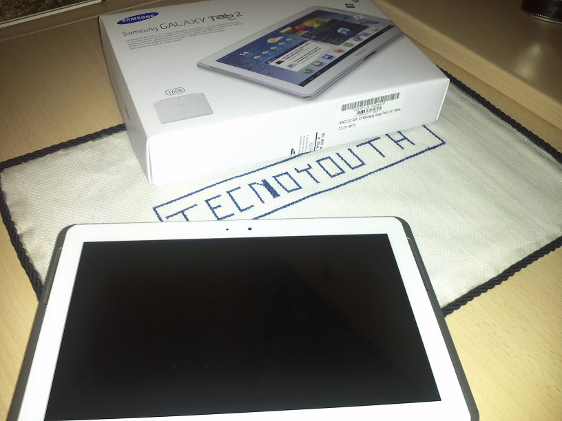 Galaxy Tab 2 10.1 Tecnoyouth