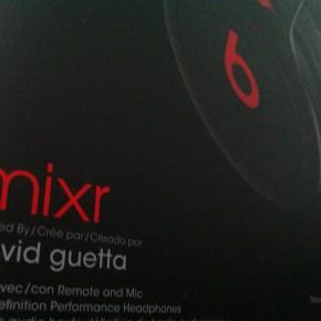 Unboxing Cuffie Beats by Dr Dre MIXR 1
