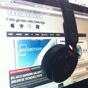 Cuffie Beats by Dr Dre MIXR 2