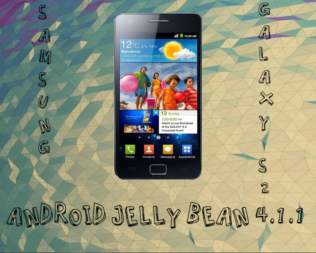 Samsung Galaxy s2 jelly bean