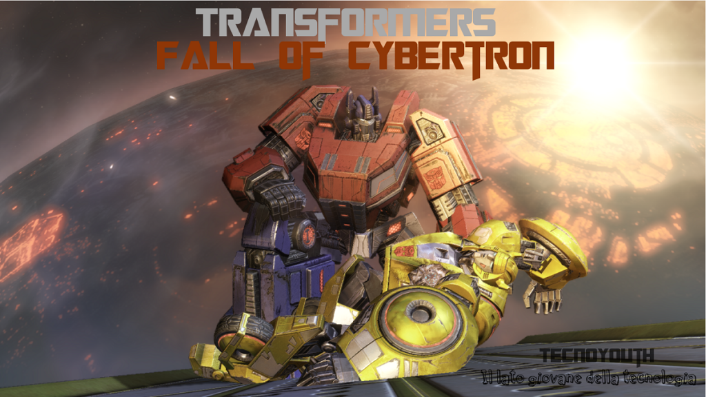 Transoformers Fall Of Cybertron