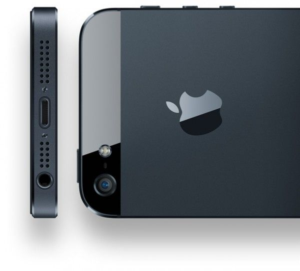 iPhone 5- back