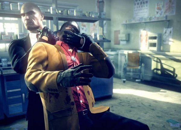 Hitman Absolution uccisione