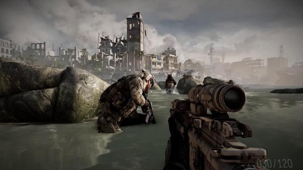 Medal Of Honor Warfighter Splash