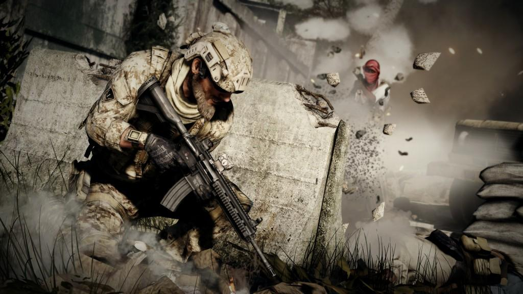 Medal Of Honor Warfighter Somalia