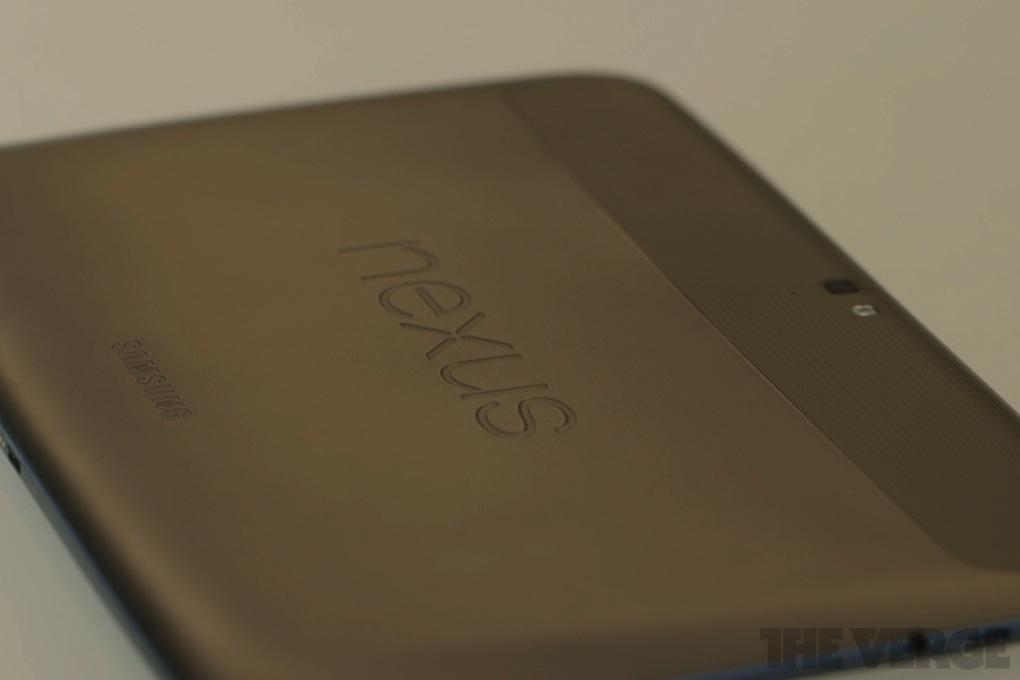Nexus 10 retro