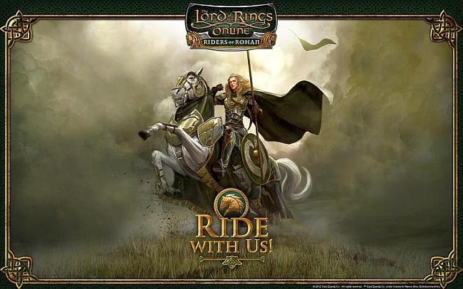 Il Signore Degli Anelli Online I Cavalieri Di Rohan