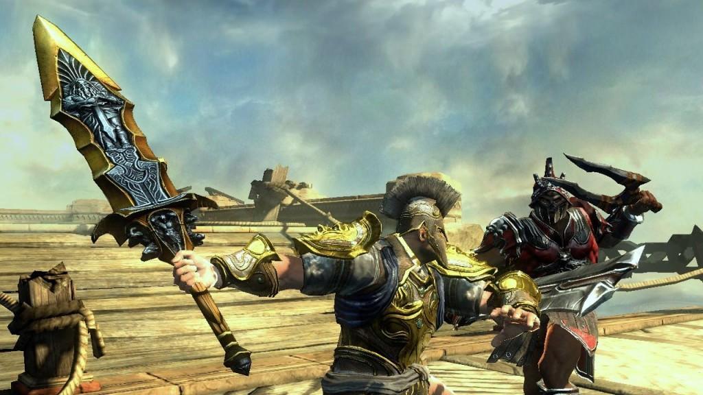 God Of War: Ascension Multiplayer