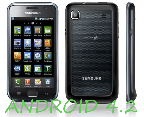 Galaxy-S-I9000-Android 4.2