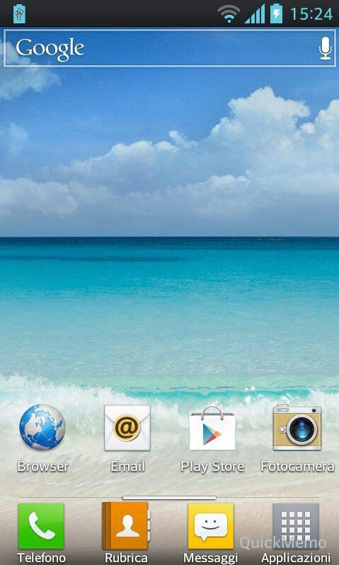 LG Optimus Dual V28E