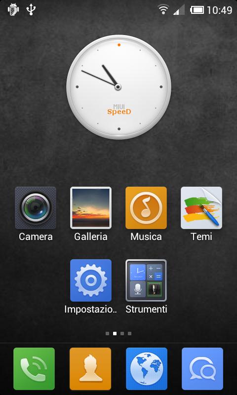 MIUI Galaxy S I9000
