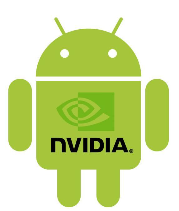 Nvidia Android