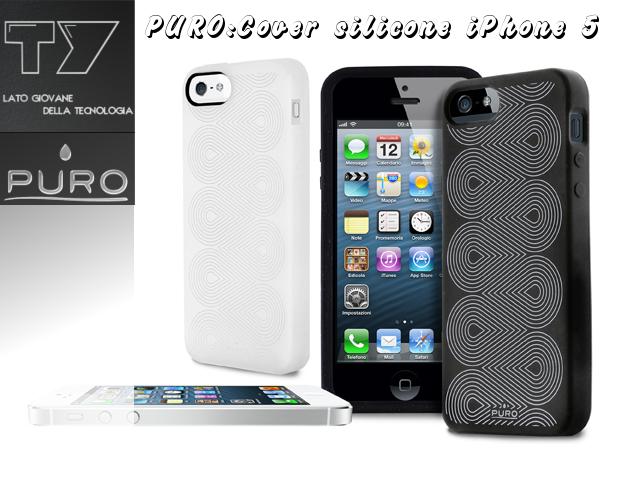 Recensione cover silicone PURO iPhone 5