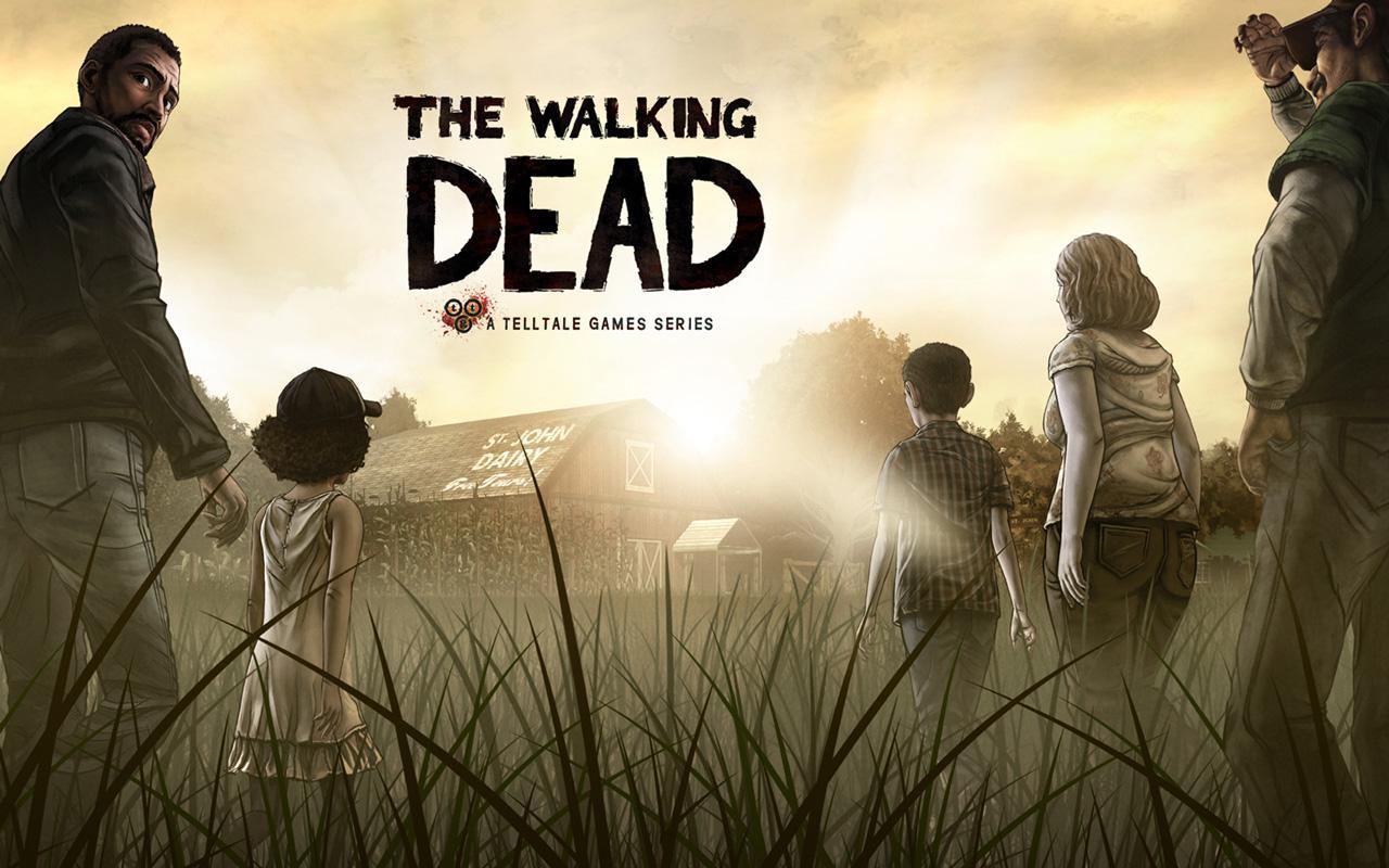 The Walking Dead Season 1 Cover