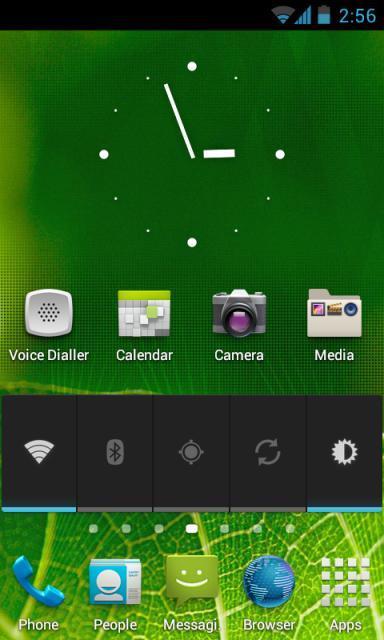 TouchWiz SGS3
