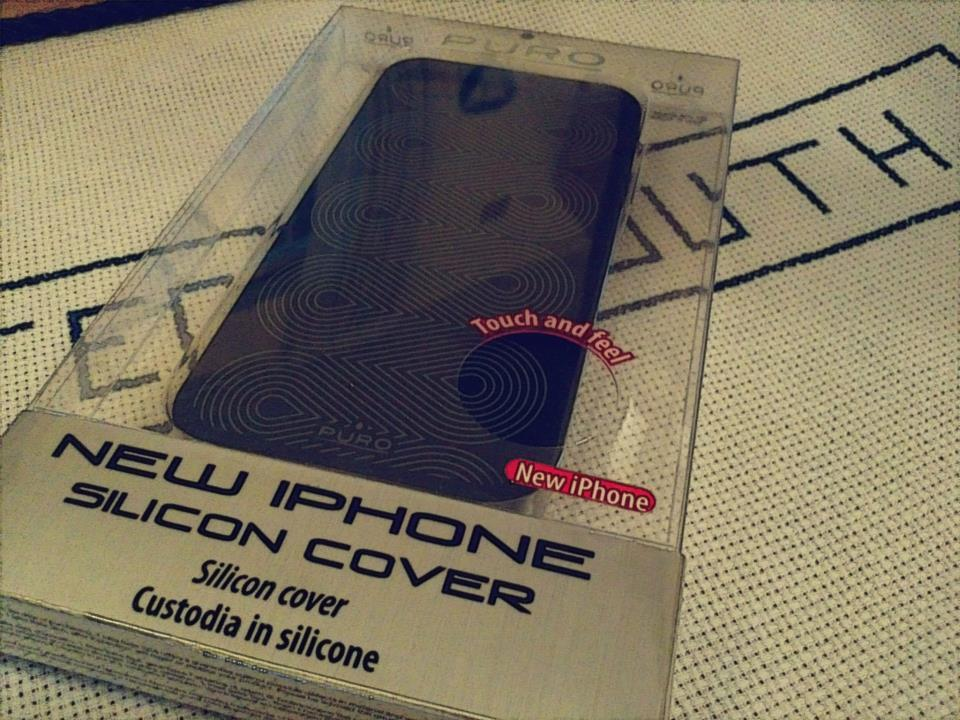 Unboxing cover iPhone 5 PURO