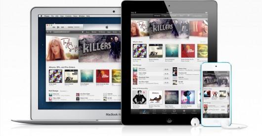 Store iTunes 11