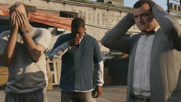 GTA V Personaggi