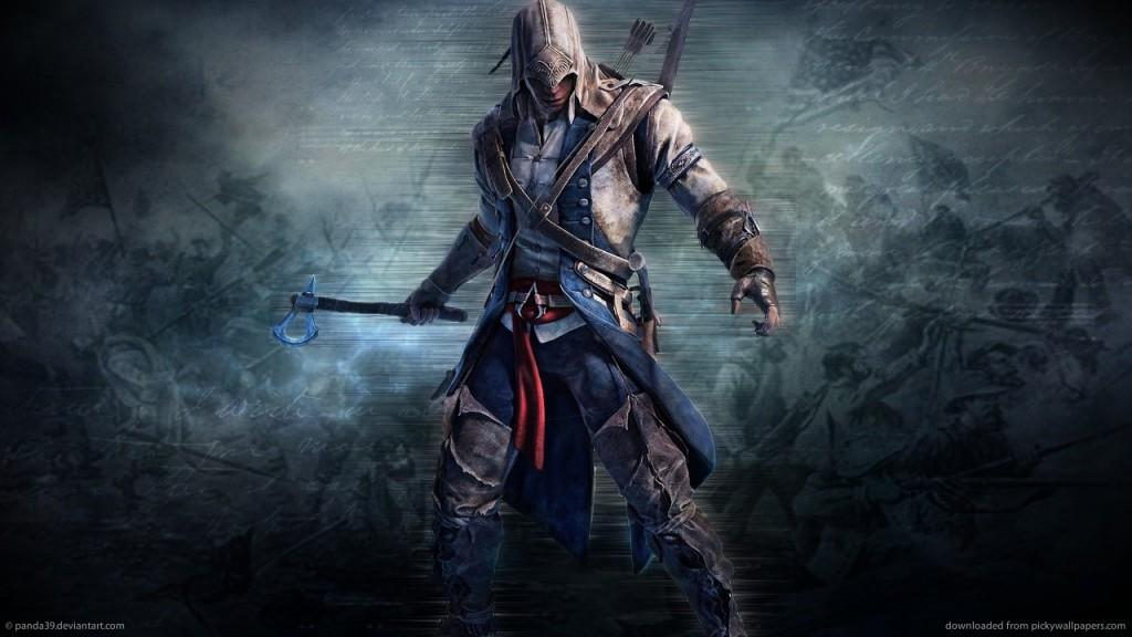 Assassin's Creed Connor 2