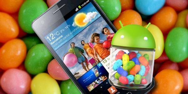Jelly Bean Galaxy S2 Galaxy Note