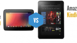 Nexus 10 e Kindle Fire HD | caratteristiche tecniche a confronto