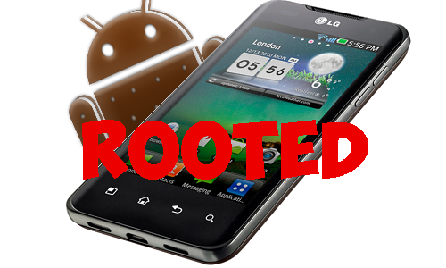 Root LG Optimus Dual ICS
