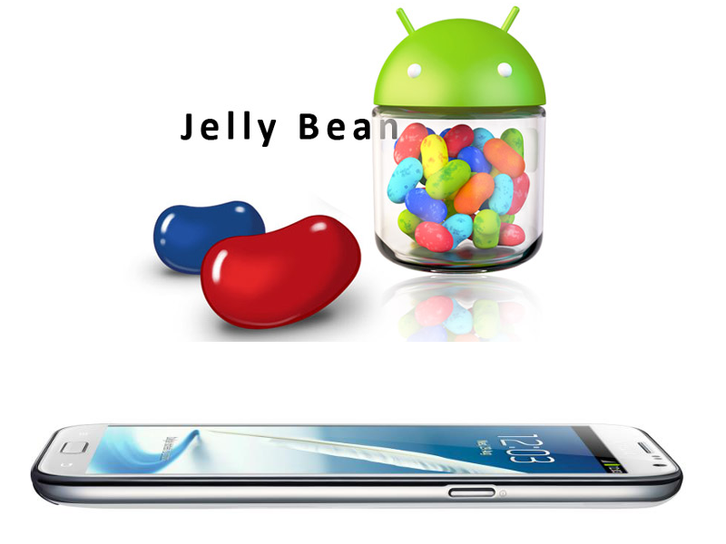 Sasmung Galaxy S3 Jelly Bean