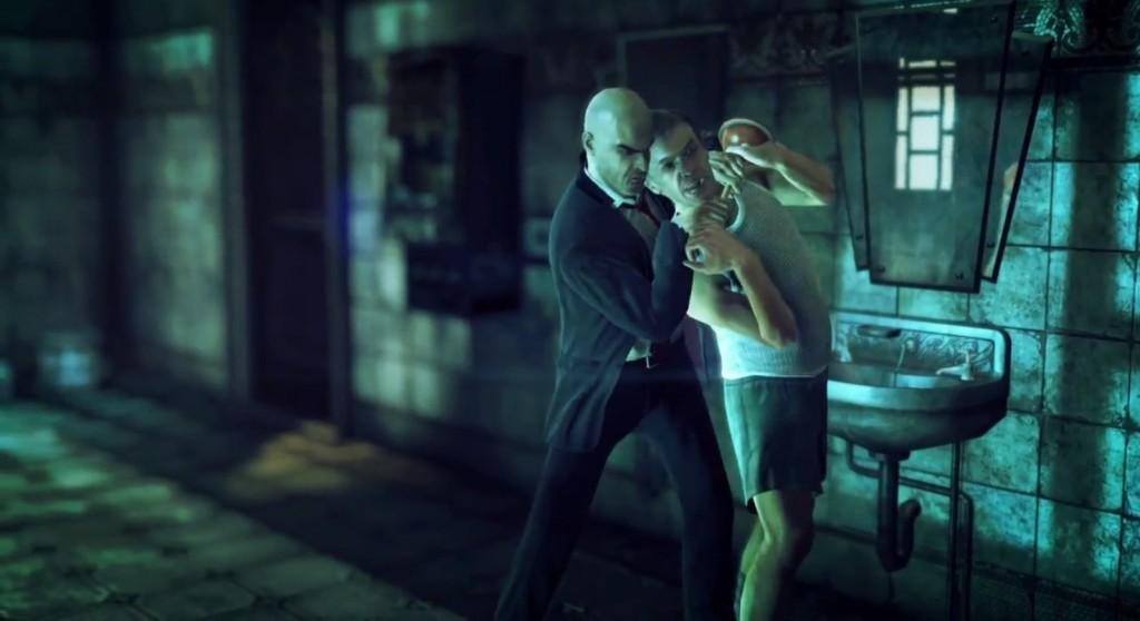 Hitman: Absolution Corda pianoforte