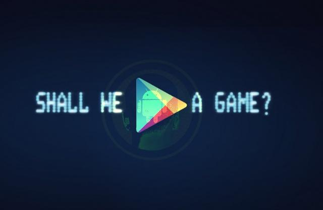 Play Store games 2012