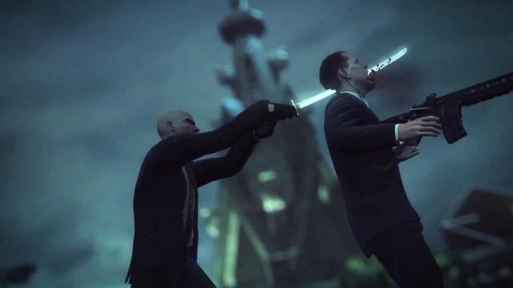 Hitman: Absolution Katana